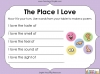 Using the Senses (KS1 Poetry Unit) Teaching Resources (slide 56/59)